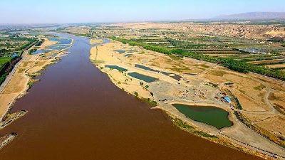 黄河发生2020年第3号洪水