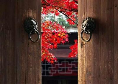 唐诗宋词里的秋天,尽揽山水风月