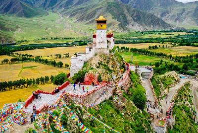 2019中国西藏雅砻文化节湖北分会场签约14.7亿元