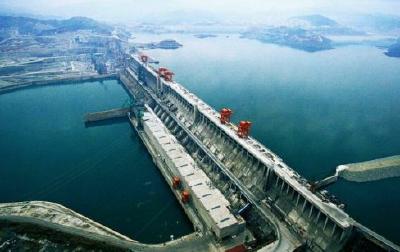2019年三峡水库175米试验性蓄水正式启动