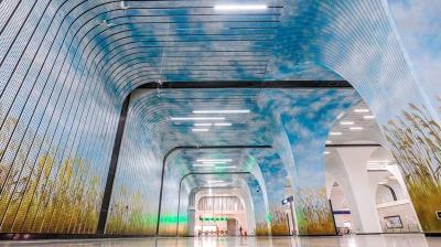 世界首创!武汉这座超级地铁站,还没建好就名动全球了