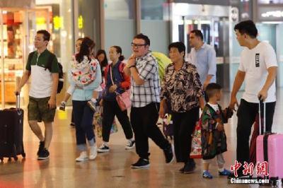 2019年中国铁路暑期结束 发送旅客7.35亿人次