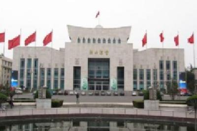 湖北省庆祝新中国成立70周年文艺晚会在汉举行 蒋超良王晓东徐立全马国强等与各界群众代表观看演出