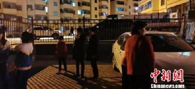 甘肃张掖发生5.0级地震 有房屋墙体开裂和围墙倒塌