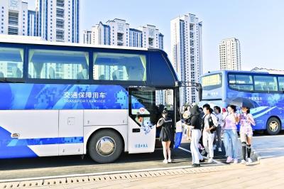 武汉全力保障军运会交通减少对市民日常出行影响