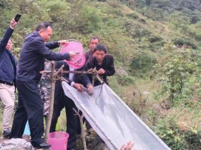 湖北省启动2019年水生野生动物保护科普宣传月
