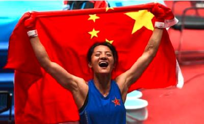军运会第7日:后程冲金势头不减 中国军团金牌数破百