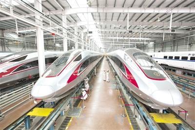 """中国轨交产业进入""""前沿竞争""""时代"""