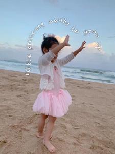 陳赫曬照為3歲女兒慶生 愿安安不要生病盡顯父愛