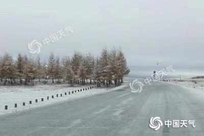 今日降温范围达鼎盛 中东部有大范围雨雪
