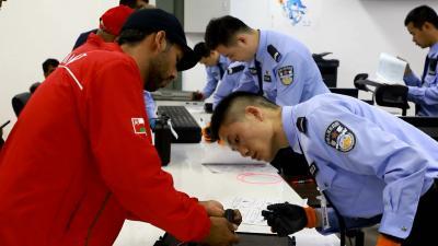 9批軍運會賽事槍彈15號入境武漢  槍支彈藥申報中心啟動