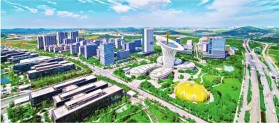 站在发展新赛道建设新一线城市 做中部地区崛起的领跑者