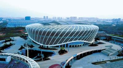 """武汉军运会买了1400万度""""绿电"""" 减排二氧化碳1.5万吨 节约电费16.6万元"""