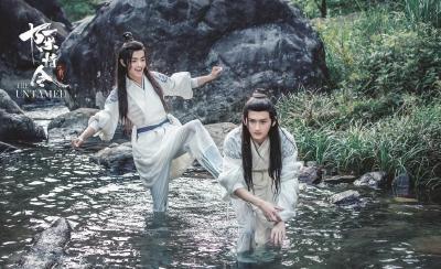 新生代的傳統文化想象 談《陳情令》