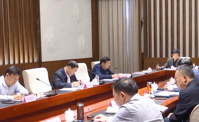 V视 | 赵海山赴汉川调研强调 以高质量发展实绩检验主题教育成效