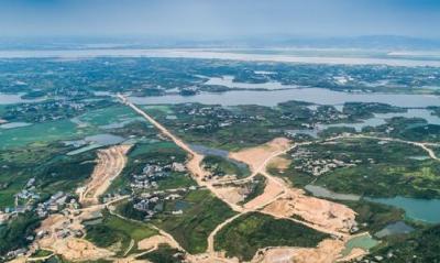 蒋超良在鄂州调研机场建设时强调 提升产业基础能力和产业链水平 为湖北省高质量发展提供重要支撑