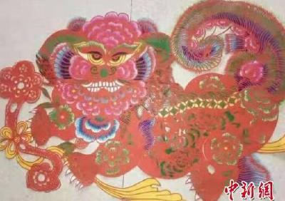 山西沁源剪紙:千年古老藝術重煥生機