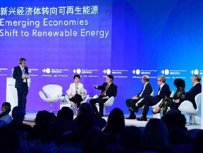 多国人士表示国际社会应共建创新经济共享创新成果