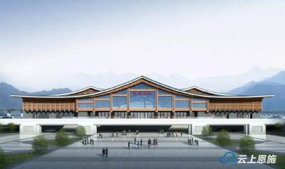 郑万高铁再传好消息:湖北境内这个火车站将始发动车!
