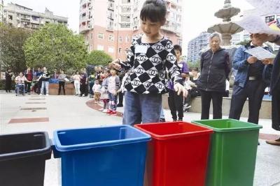 湖北两地喜提垃圾分类重点城市!速转垃圾分类指南