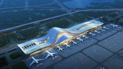 湖北一地机场T2航站楼开建!还有一波重大项目震撼来袭