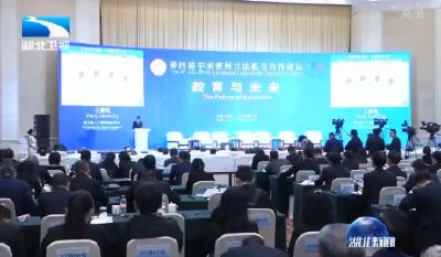 王建鸣在中美省州立法机关合作论坛作专题发言 坚持依法治教 共创美好未来