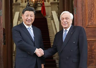 两大文明对话,习近平希腊之行意义非凡