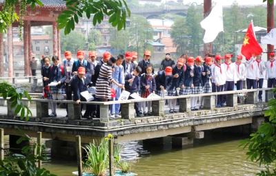 武汉汉阳成立水科技项目特色学校联盟