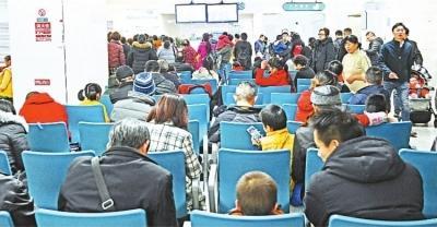 """武汉市进入流感季 主要为甲型H3N2型 专家提倡""""口罩文明"""",得了流感戴口罩可避免传染他人"""