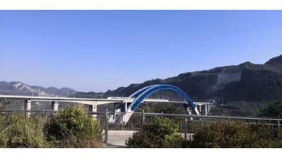 中铁大桥局承建世界首条山区高速铁路全线开通