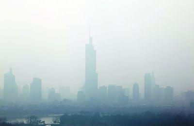 时受北方冷空气影响 23日下午起武汉市部分时段空气质量将达中度及以上污染