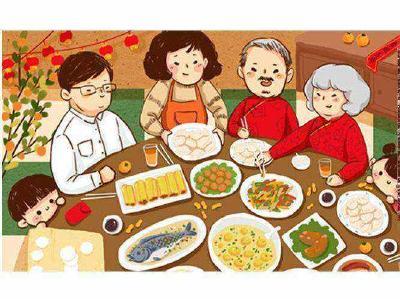 人民日报:变化的春节 不变的期盼