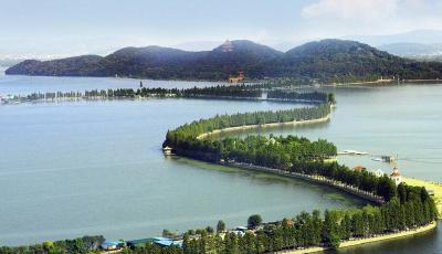 湖北省动建首个江水源可再生能源项目