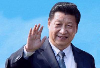 国家主席习近平抵达内比都 开始对缅甸进行国事访问