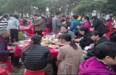湖北发布农村聚餐食品安全提示