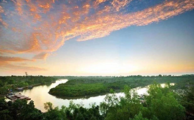 """湖北省十三个国家湿地公园""""转正"""""""