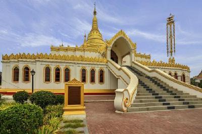 习近平离京对缅甸进行国事访问