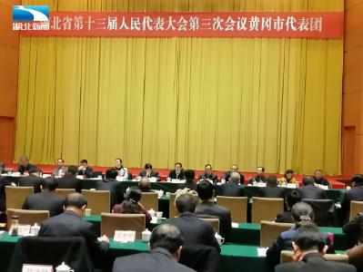 何永红代表:武汉城市圈互联互通要办好三件事
