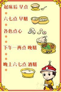 紫禁城吃喝指南:皇帝过年吃什么?怎么吃?