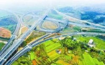 农村公路向户延伸 高铁、机场全面开建 湖北省今年大手笔织密综合交通网