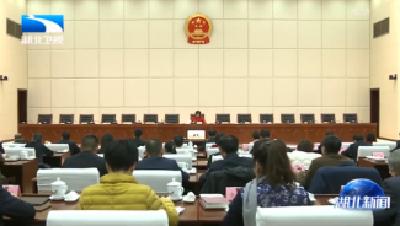 V视丨王玲要求为编纂高质量的民法典作出应有贡献