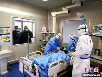 国家发改委紧急下达2亿元 支援湖北多家医院重症治疗病区建设