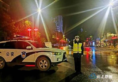 """""""我在恩施挺好的"""" 天津民警樊丹丹的湖北战""""疫""""故事"""
