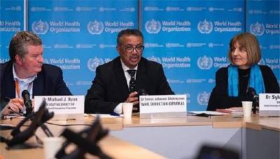 世卫组织:国际专家组所有成员预计本周末抵华协助抗击新冠肺炎