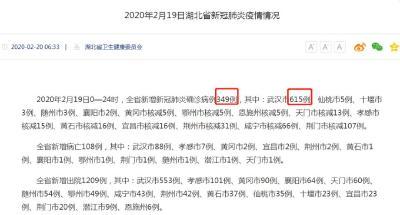 武汉新增确诊病例高于湖北全省?这个数据你看懂了吗?