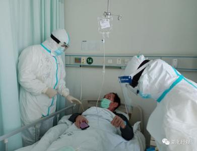 好消息!新冠肺炎的肾移植患者痊愈出院,听听他怎么说