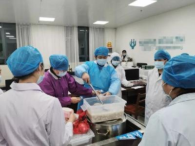 內蒙古 眾志成城抗擊疫情 馳援湖北 內蒙古支援湖北乳肉產品今天啟運