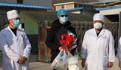 甘肅 好消息!慶陽市首例新冠肺炎確診患者治愈出院