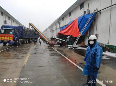 中储粮湖北分公司投放国家一次性储备玉米保市场供应