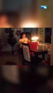 战疫医生门外为女儿唱生日歌,让无数网友动容。